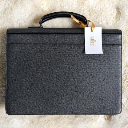 Louis Vuitton Maletín Epi Cuero Negro