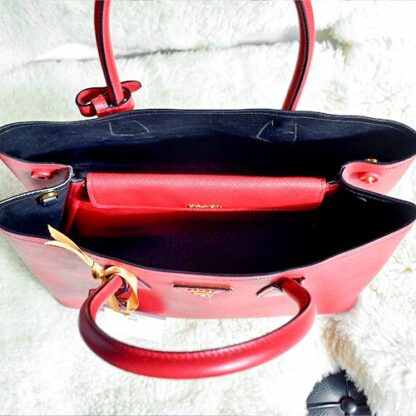 Prada Prada Double Bag Large
