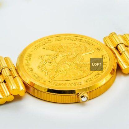 Corum Moneda Oro Chilena