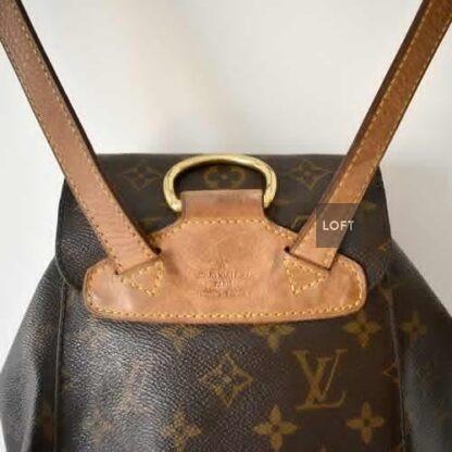 Louis Vuitton Mochila Montsouris