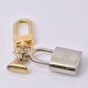 Louis Vuitton Lock V Chain Charm