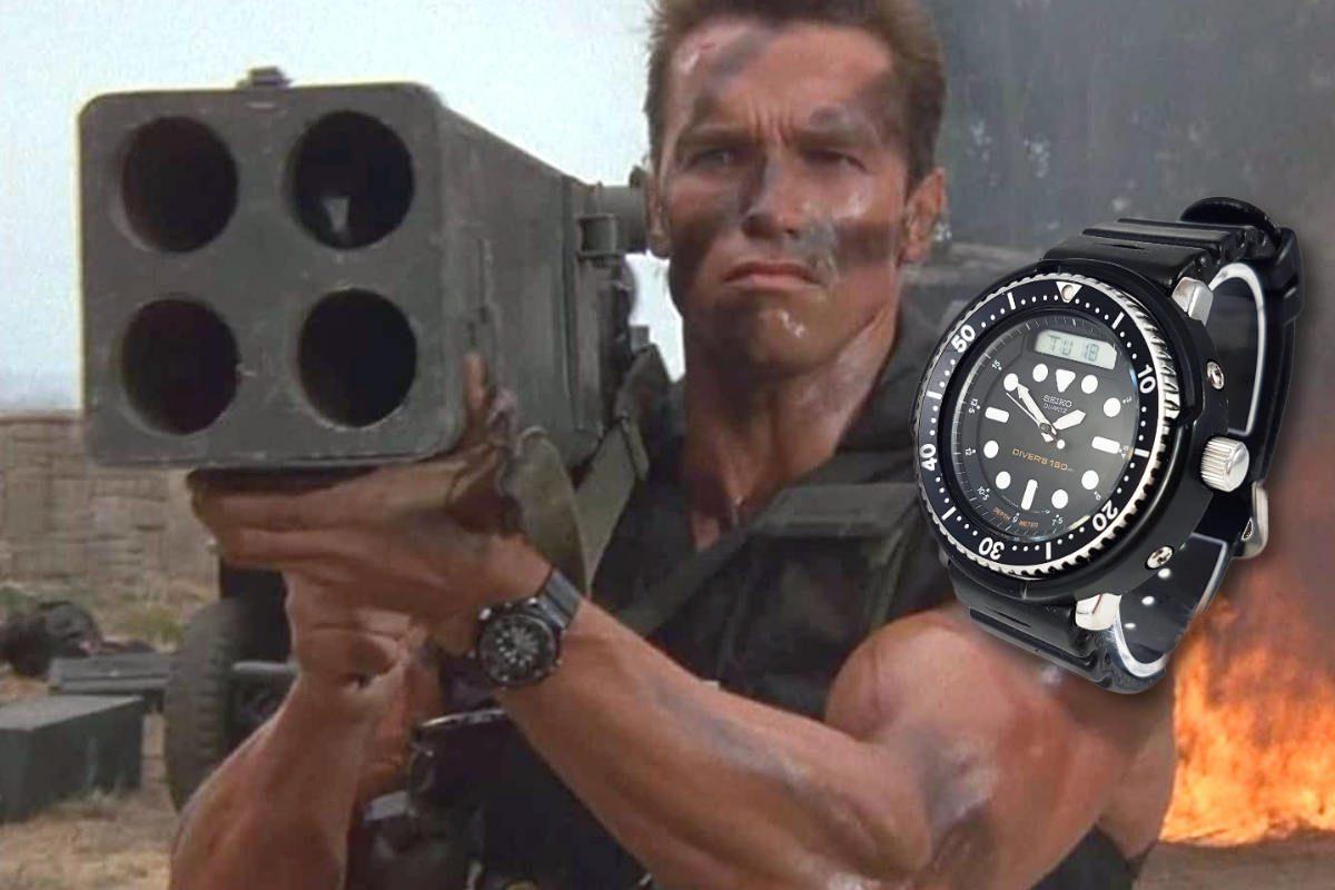 Los mejores apodos de relojes: Seiko