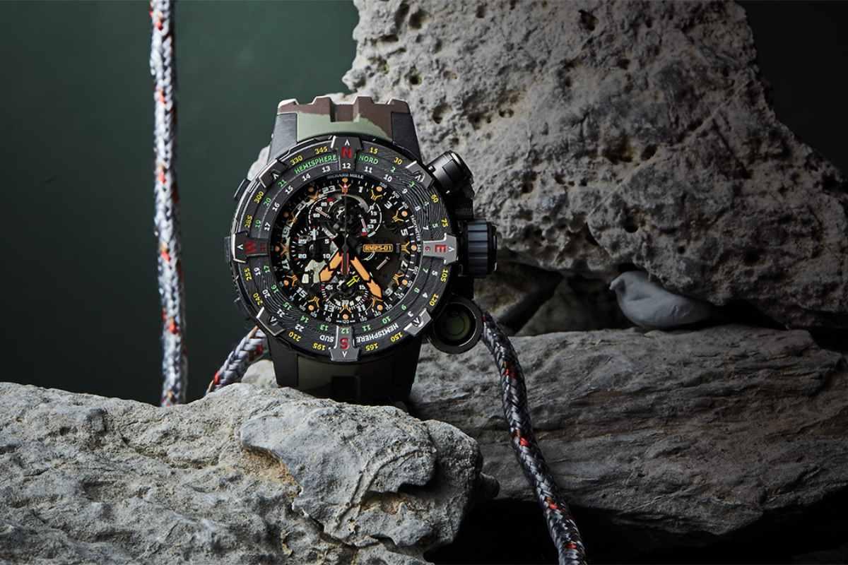 Duros de Matar: Relojes indestructibles para cualquier aventura