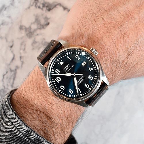 IWC Pilot Mark XVIII 2019