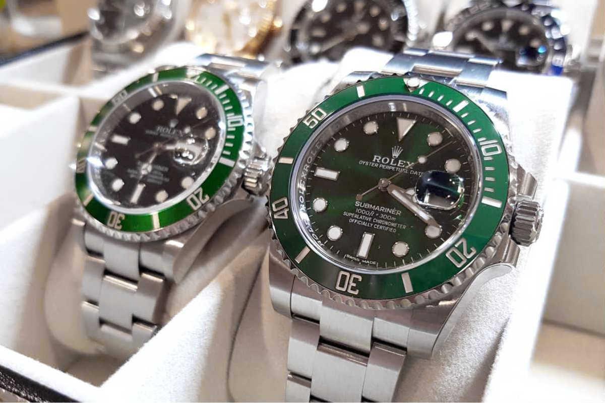 Los mejores apodos de relojes: Rolex