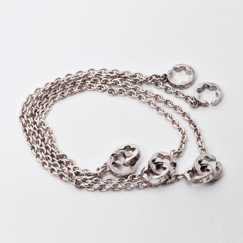 Montblanc collar plata