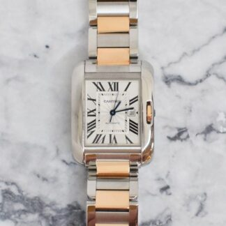 Cartier Tank Anglaise Large Automatic