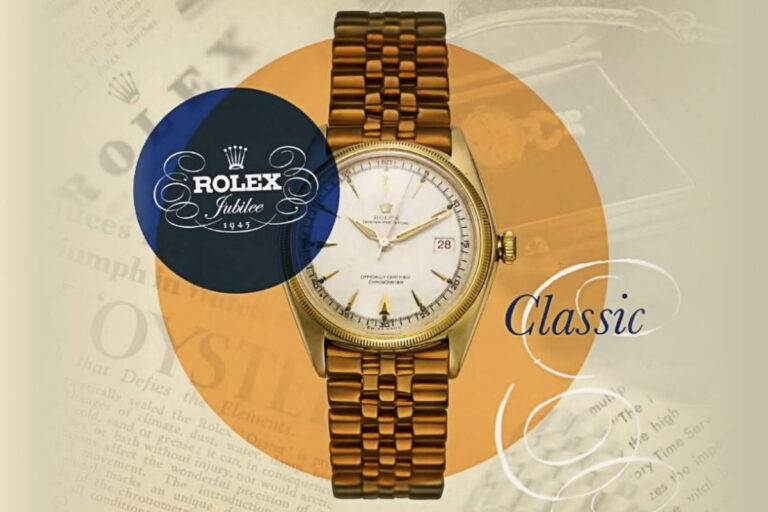 La historia del Rolex Datejust