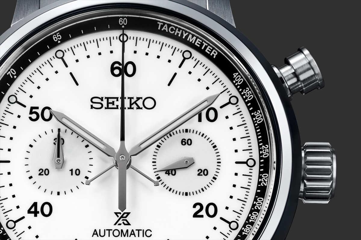 Nuevos cronógrafos Seiko Speedtimer
