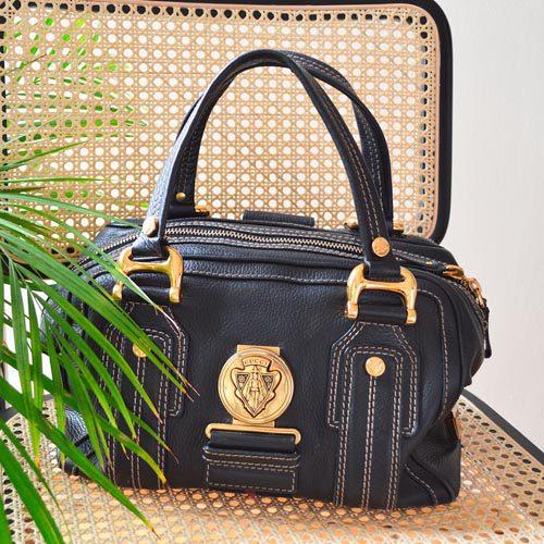 Gucci Aviatrix Satchel Leather Medium