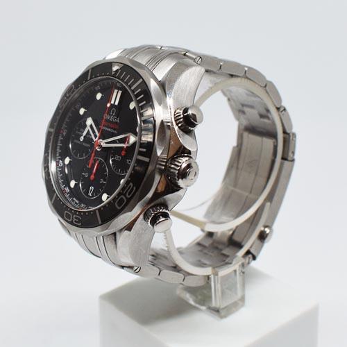 Omega Seamaster Diver 300M Chronograph 212.30.42.50.01.001 2017