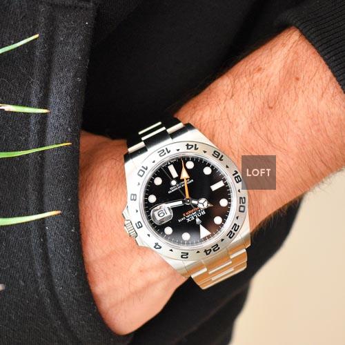 Rolex Explorer II 226570 2021