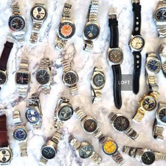 Colección Seiko Vintage