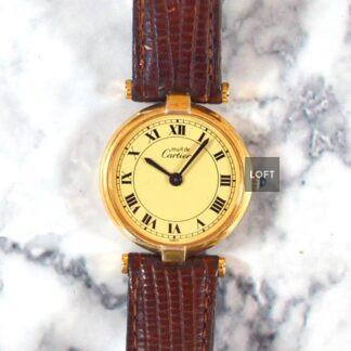 Cartier Must de Cartier Vendôme 925 Argent año 1988