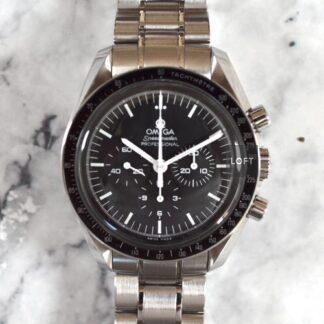 Omega Speedmaster Moonwatch Professional Chronograph 42 mm 311.30.42.30.01.005 año 2015